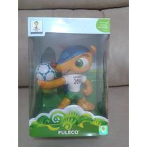 Boneco Fuleco - Copa Do Mundo 2014 - Mascote Do Brasil