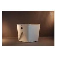 Caixa Box Comida Chinesa Papel Tripex - Embalagem 20 Unid...