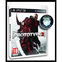 Prototype 2 Radnet Edition Ps3