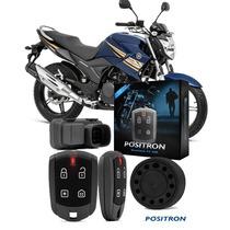 Alarme Moto Positron Fazer 250 Dedicado Especifico Doublok