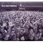 Cd Duplo All The People - Blur Live Hyde Park 2009 - Novo***
