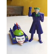 Boneco Coringa Batman Dc Brinquedo Antigo Promo Mc Donalds