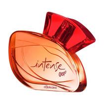 Novo Perfume Colonia Boticario Intense Oopss!, 70ml