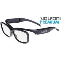 Óculos 3d Passivo Polarizado P/ Lg / Philips / Toshiba / Etc