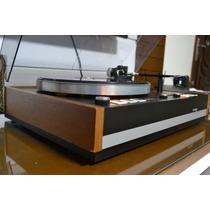 Toca Discos Thorens Td126 Mkii + Agulha Ortofon Mc 20