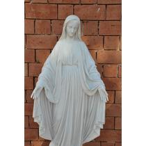 Nossa Senhora Das Graças 100 Cm - Pó De Mármore Iml016
