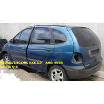Balança/bandeja Scenic Rxe Renault 99/00 Inferior