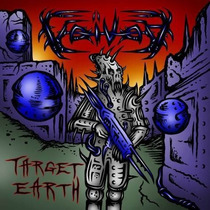 Voivod - Target Earth [ Cd Original ]
