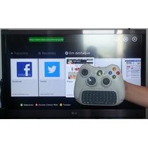 Teclado (chatpad) Para Xbox 360! Navegue Com Facilidade!