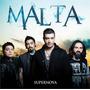 Cd Banda Malta Supernova Rock Nacional