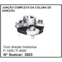 Junção Da Coluna De Direção Hidraulica F-1000 F-4000