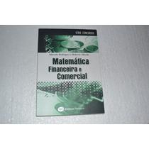 Livro-matemática Financeira E Comercial-série Concursos