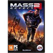 Pc Mass Effect 2 - Novo - Original - Lacrado