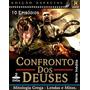 Dvd - Confronto Dos Deuses (2 Dvds) + Frete Grátis