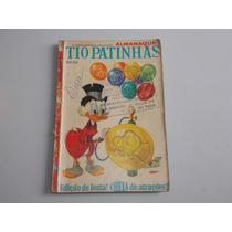 Almanaque Tio Patinhas Nº8 Ano 1965 - Frete Gratis
