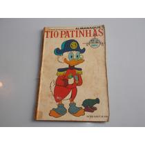 Almanaque Tio Patinhas Nº20 Ano 1967 - Frete Gratis
