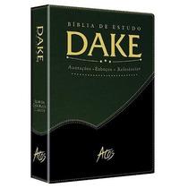 Bíblia De Estudo Dake 2015 Dicionário Expandido Rc