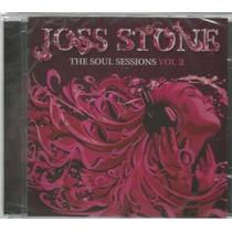 Cd Joss Stone - The Soul Sessions Vol 2 (lacrado)