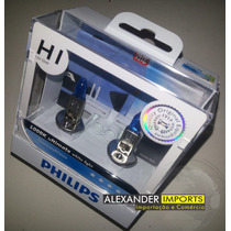 Kit Lampada Original Philips H1 Diamond Vision 5000k