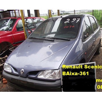 Coletor Escape Scenic Renault 99/00
