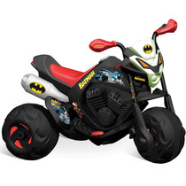 Motocicleta Mini Moto Batmoto Batman Eletrica Bandeirante