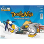 Desafio Ninja Club Penguim Album C/ 123 Figurinhas Cards
