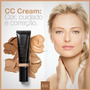 Cc Cream Multibenefícios Fps 15 + Pó Compacto