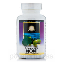 Hawaiian Noni 375 Mg - 120 Cápsulas Por Source Naturals