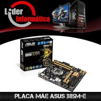 Kit Placa Asus B85m + Intel I5 4460 + 8gb Hyperx+ Ssd 120gb