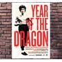 Poster Exclusivo Bruce Lee Kung Fu - Tamanho 30x42cm