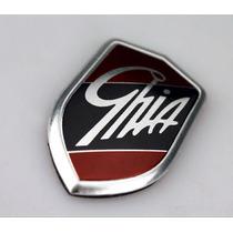 Emblema Ghia Ford Fusion Focus Fiesta Ká Eco Frete Fixo