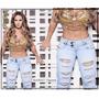 Calça Pit Bull Jeans Pitbull Com Modelador De Bumbum !!!!