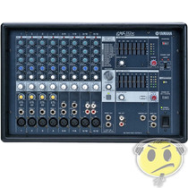 Mesa De Som Cabeçote Amplificada Yamaha Emx 312sc Efeito