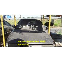 Sinaleira/lanterna Sentra Nissan 91/92 Traseira L.d Ou L.e