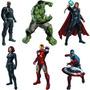 Adesivos De Parede Vingadores - Avengers