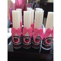 50 Esmalte Personalizado C/lacinho Lembrancinha Dia Das Mães