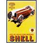 Quadro 20x30 Shell - Aeroshell Raridade !!!