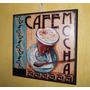 Quadros Decoração Retro Vintage Cozinha Sala Bar