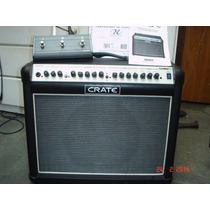 Amplificador Crate Flexwave 65/112 65watts Rms (parcelo 12x