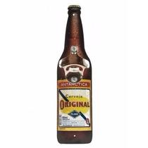 Abridor De Garrafas Parede Em Mdf Cerveja Original - Luxo