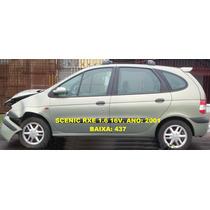 Coletor Escape Scenic Rxe Renault 01