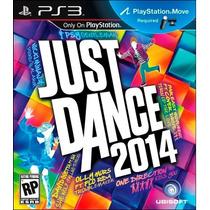 Just Dance 2014 Ps3 - Com Ivete Sangalo E Psy Em Português