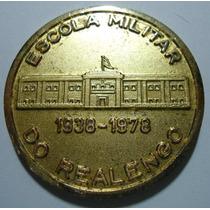 Medalha Comemorativa Escola Militar Do Realengo 1938-1978