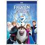 Dvd Frozen Uma Aventura Congelante - Lacrado