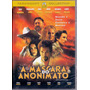 Dvd A Máscara Do Anonimato - Jeff Bridges - Novo***