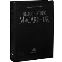 Bíblia De Estudo Macarthur + De 21.000 Notas De Estudo