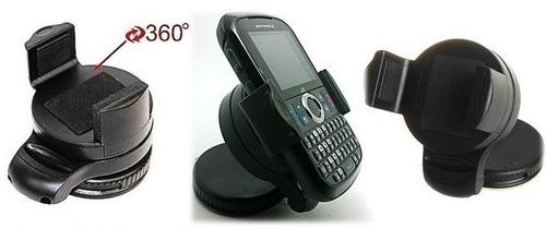 Suporte Carro Universal Gps Pda Celular Iphone Ultra Slim !