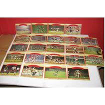 Futebol Cards Grandes Jogos Anos 80