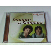 Cd - Teodoro E Sampaio - Bis - 02 Cds (original, Lacrado)