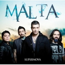 Cd Banda Malta - Supernova - Original